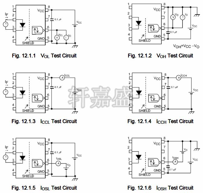 TLP2958应用 智能功率模块信号隔离 可编程逻辑控制器(PLC) 仪表和控制设备的高速数字接口 TLP2958一般 东芝TLP2958由GaAℓAs发光二极管和高增益,高速光电探测器组成。 它采用DIP8封装。 该探测器具有图腾柱输出级,具有电流源和吸收功能。 TLP2958具有内部法拉第屏蔽,可提供±20 kV /μs的保证共模瞬变抗扰度。 TLP2958具有逆变器输出。 还提供缓冲输出版本TLP2955。 TLP2958特征 (1)逆变器逻辑类型(图腾柱输出) (2