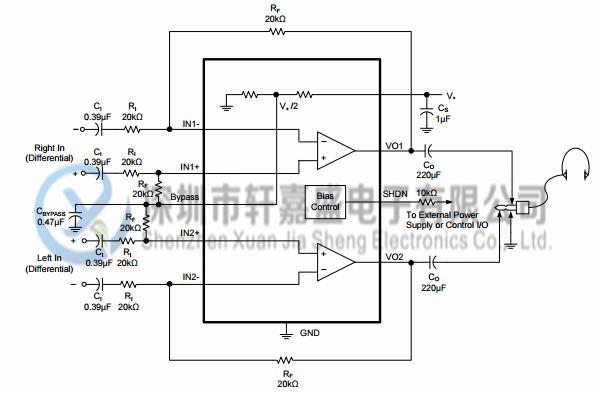 电路 电路图 电子 原理图 600_394