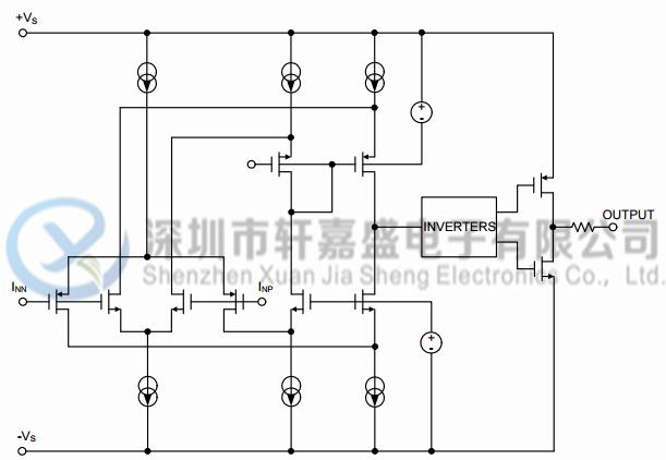 电路 电路图 电子 原理图 611_422