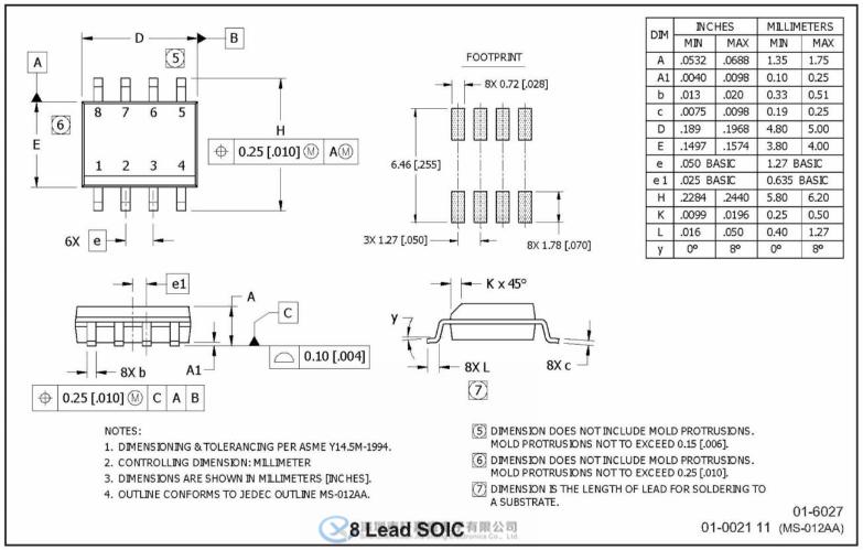 IRS2011S的特征: •为自举操作而设计的浮动通道 •完全可以工作到+200V •耐负瞬态电压,dV / dt免疫 •栅极驱动电源范围从10 V到20 V. •独立的低端和高端渠道 •输入逻辑HIN / LIN高电平有效 •两个通道的欠压锁定 •3.3 V和5 V输入逻辑兼容 •带有下拉的CMOS施密特触发输入 •两个通道的匹配传播延迟 •符合RoHS标准 IRS2011S的产品概要: