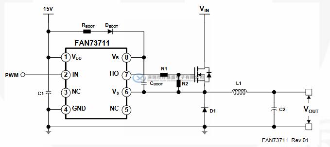 mosfet sop-8 电路