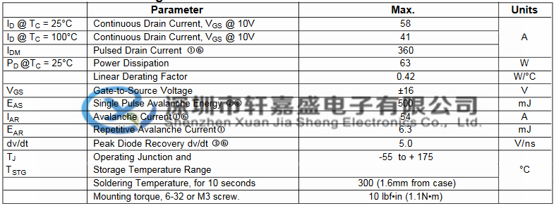 集成电路ic irli2505 ir/国际整流器 to-220f 功率mos管 场效应管