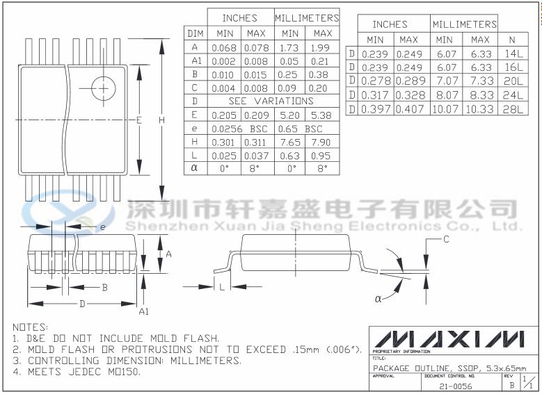 max3160eap的订购信息: 销售点设备外围设备 工业控制网络 rs-232到rs