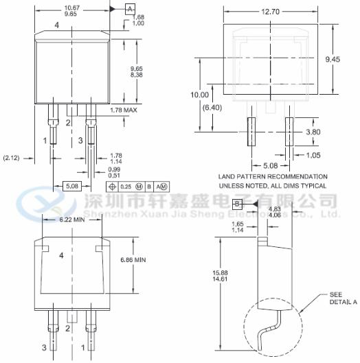FDB5800的概述: 该N沟道MOSFET采用飞兆半导体先进的PowerTrench®工艺制造, 该工艺经过专门设计, 可最大限度地降低导通电阻, 同时保持出色的开关性能。 FDB5800的应用程序 电机/车身负载控制 ABS系统 动力传动系统管理 注射系统 DC-DC转换器和离线式UPS  FDB5800的特征: rDS(ON)=5.