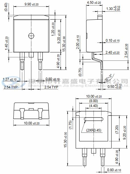 fqb34n20 200v/31a to-263 开关模式电源 功率mos管